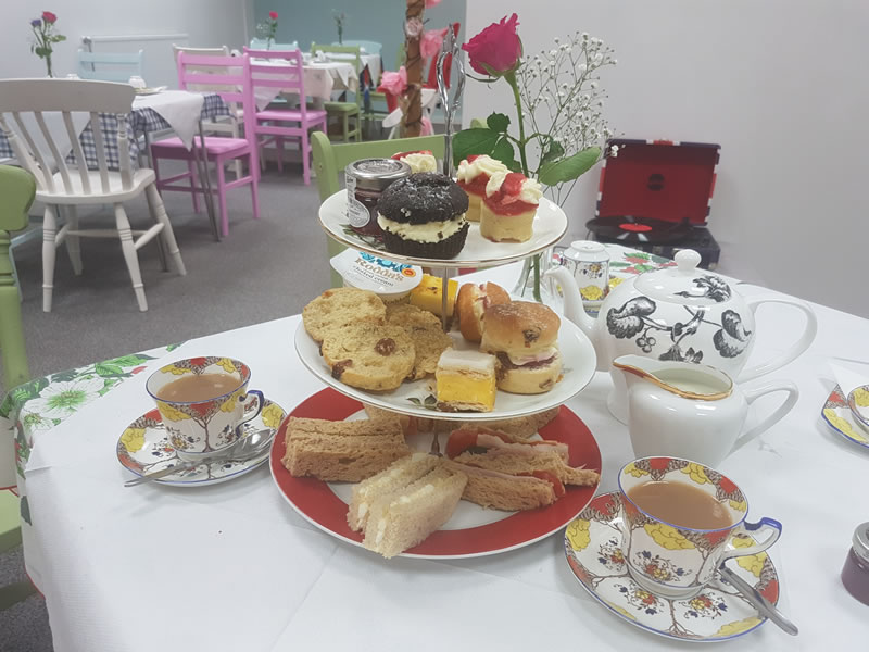 Meeting Point House Tea Room
