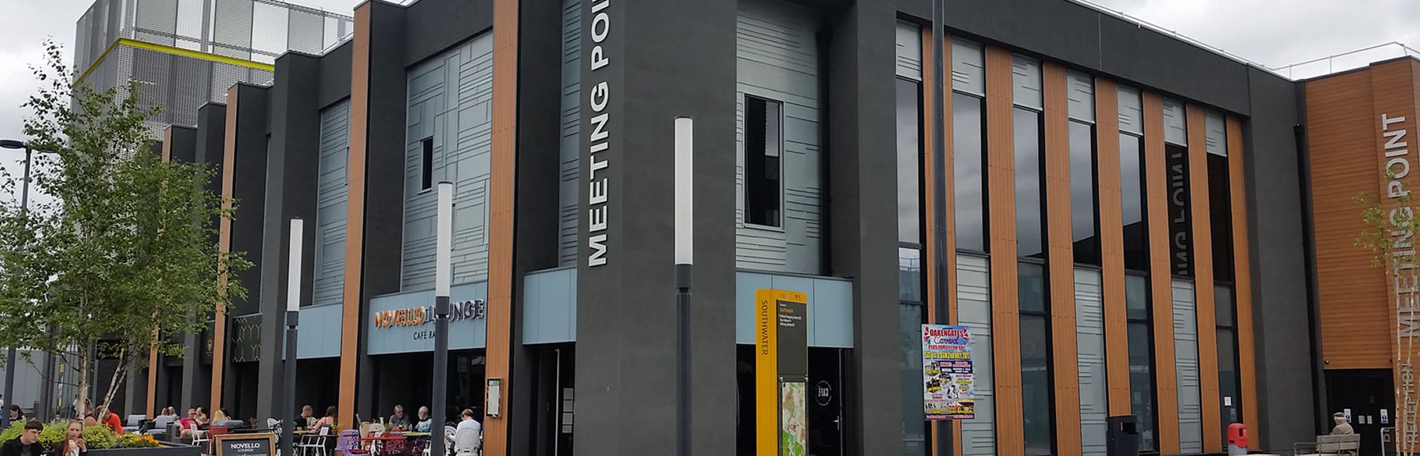 Meeting Point House - The central place to meet in Telford